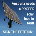 A gross feed in tariff for Australia