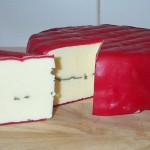 Wensleydale Cheese with Sage