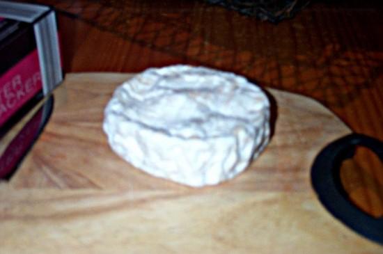 Camembert ripe