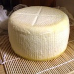 Caerphilly cheese air drying