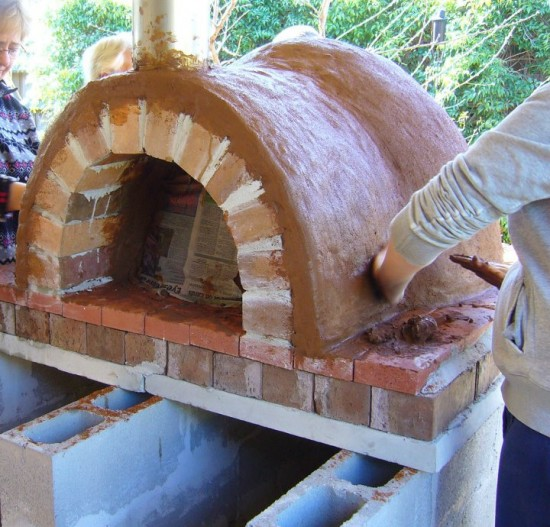 Cob Clay Oven Workshop