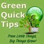 Green Quick Tips podcast
