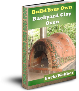 Build Your Own Backyard Clay Oven 3D T