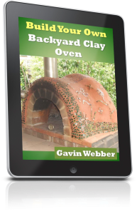 Build Your Own Backyard Clay Oven 3D Tablet