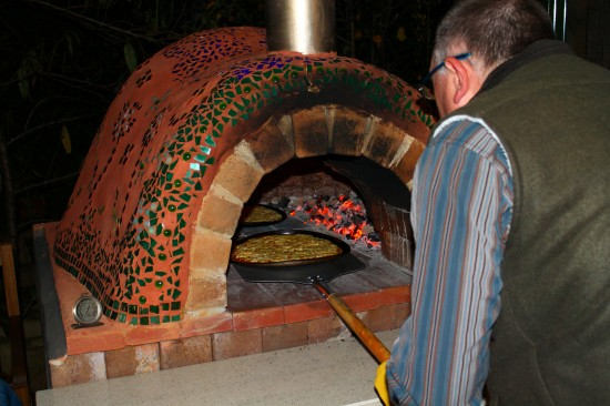 Backyard Clay Cob Oven