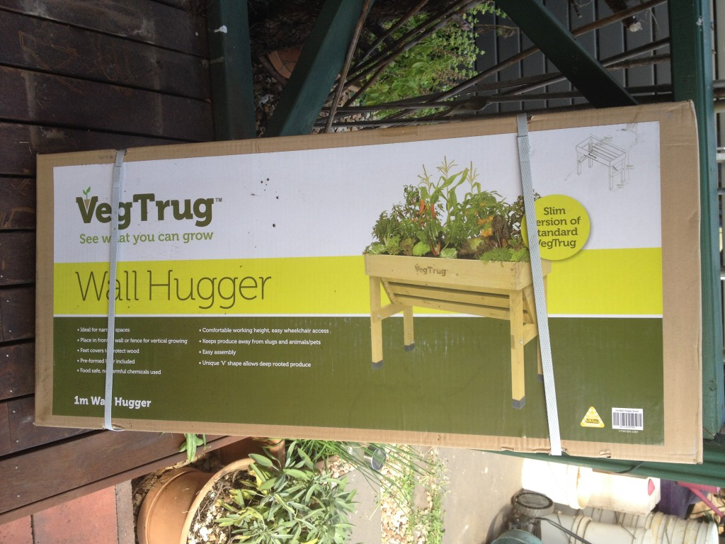 VegTrug in box