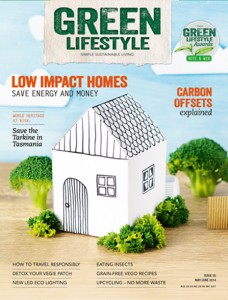 Green Lifestyle Magazine May/June issue
