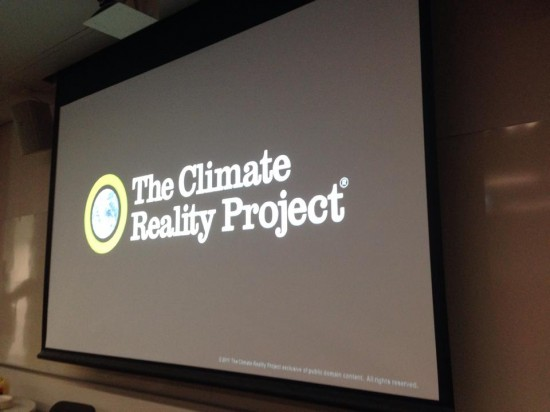Climate Reality Presentation