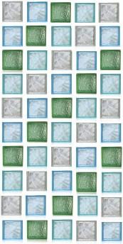 Glass brick window design