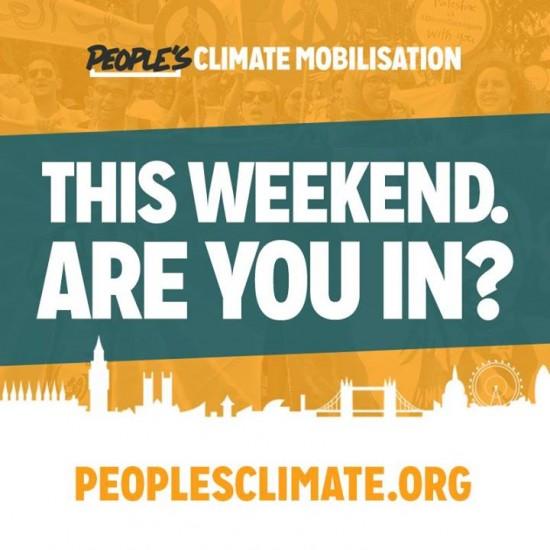 Peoples Climate Mobilisation