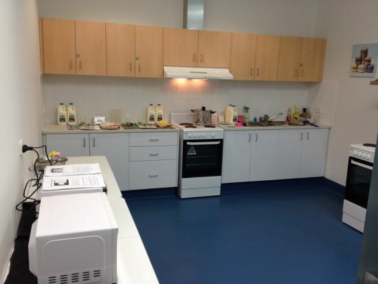 Melton South Community Centre Kitchen