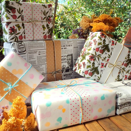 Kim's Gift Wrapping service