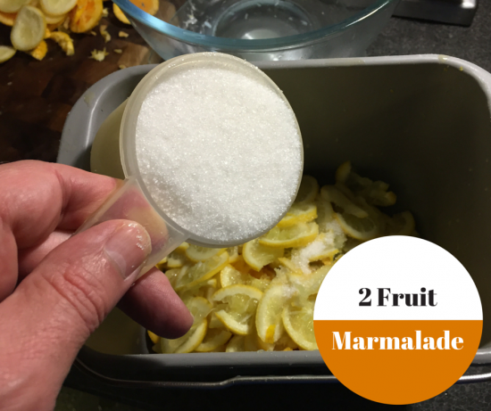 2 Fruit Marmalade