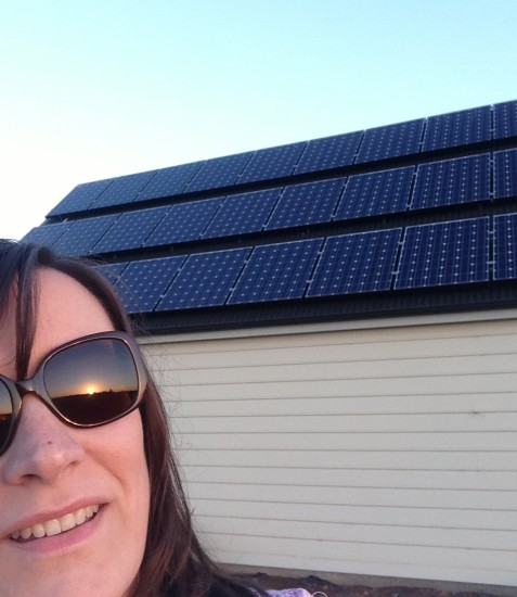 Emma Sutcliffe Solar Talk