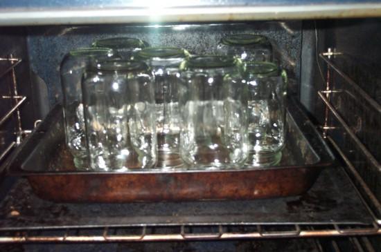 Sterilized Jars