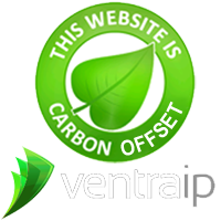 carbon-offset-website-ventraIP-on-dark