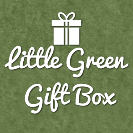 Little Green Gift Box
