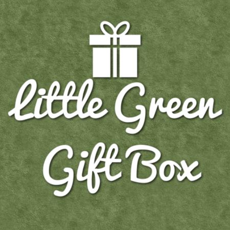 Little Green Gift Box
