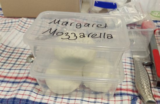 Mozzarella by Margaret