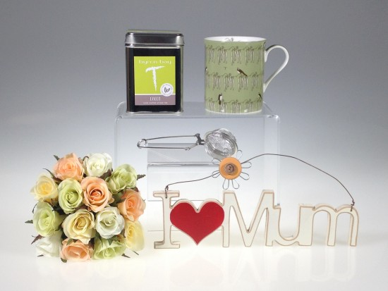 Mothers Day Green Tea Gift Box
