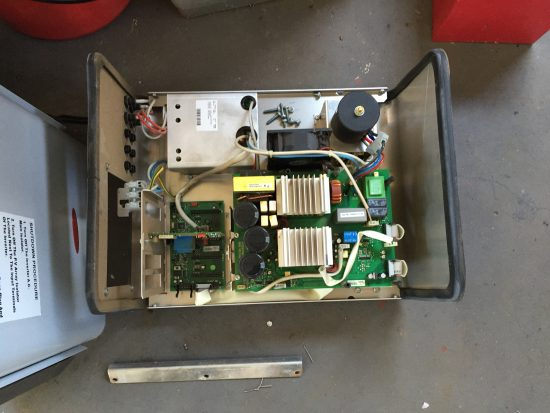 Inside the Fronius IG30